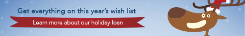 Holiday Loans from Texas Trust