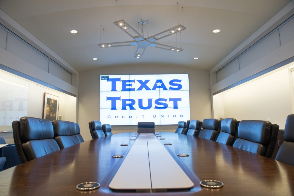 Texas Trust Headquarters Board Room