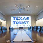 Texas Trust Headquarters Board Room