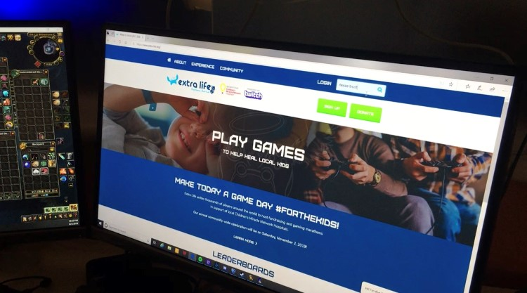 Extra Life Gaming Texas Trust Credit Union
