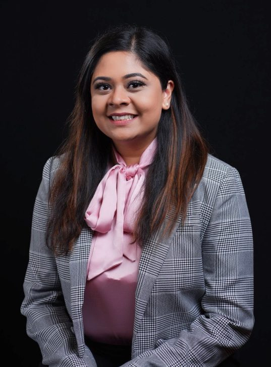 Texas Trust Credit Union's Washima Huq Young Professional of the Year